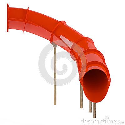 Tube Slide Stock Illustrations.