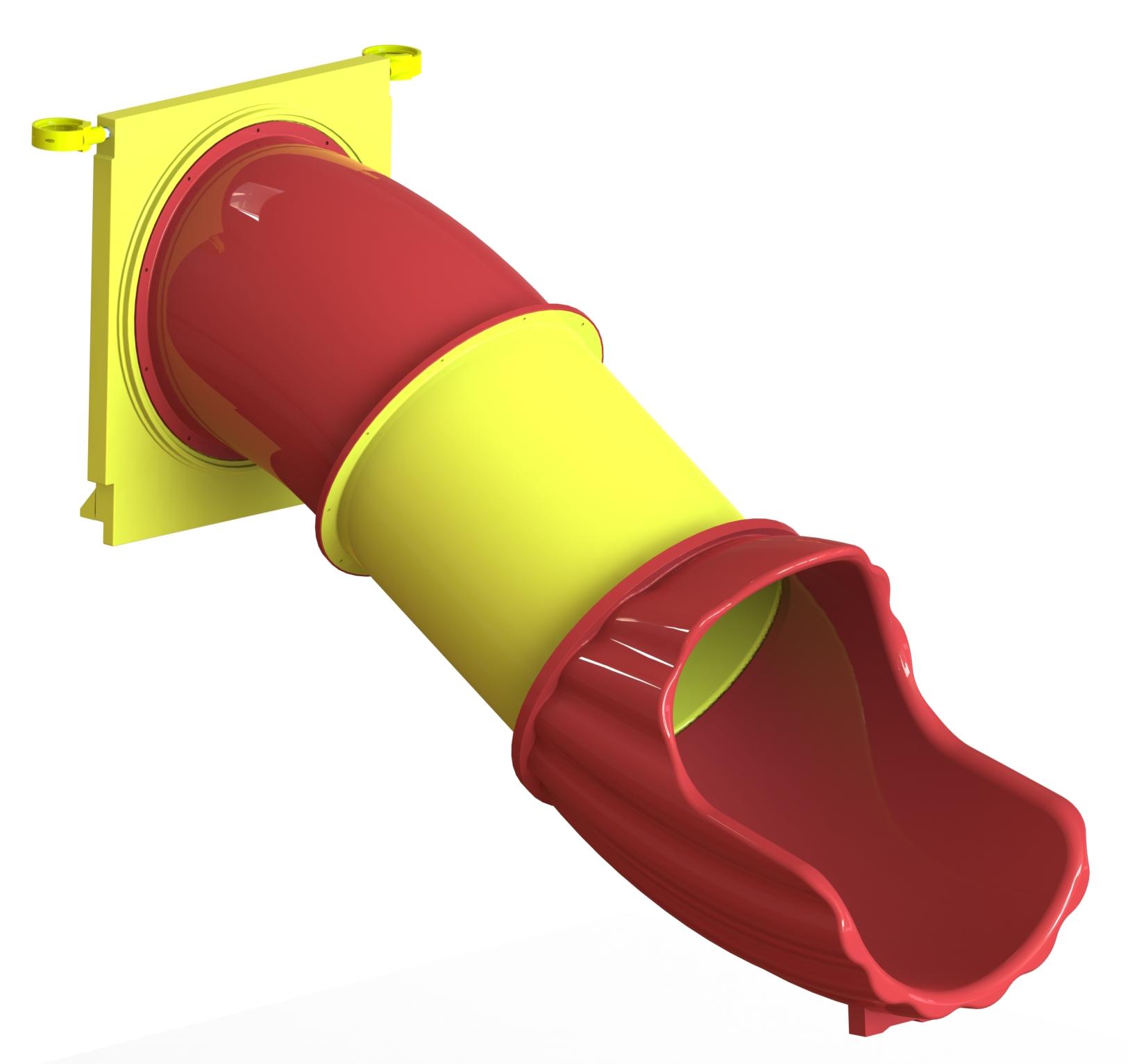 Children playground tunnel slides parts / PLAYGROUNDSPARE.