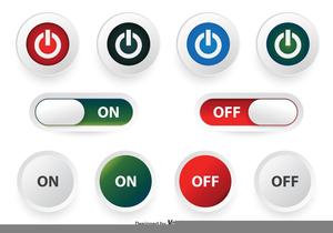 Image Slider Buttons.