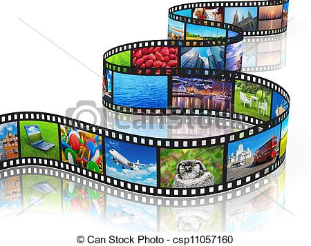 Slideshow Illustrations and Clipart. 708 Slideshow royalty free.