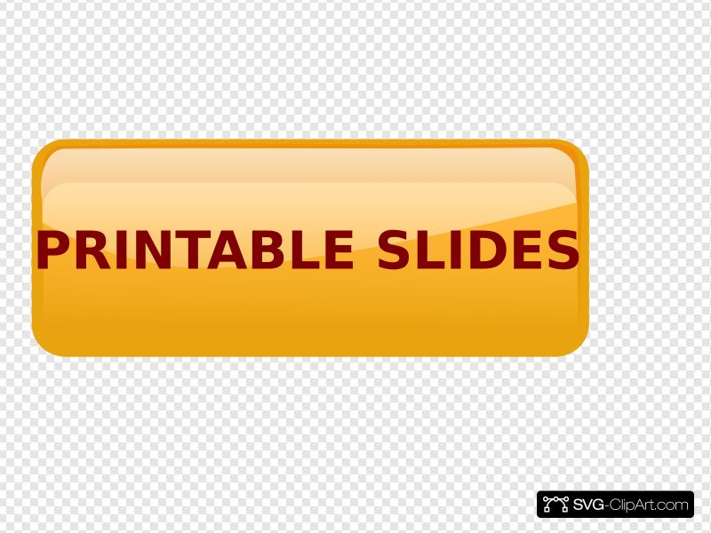 Slideshow Slides Button Clip art, Icon and SVG.