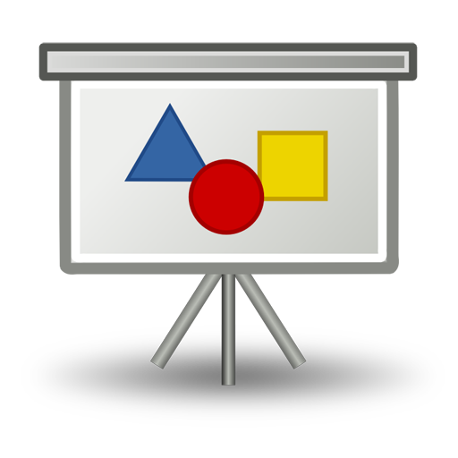 slide show png image.