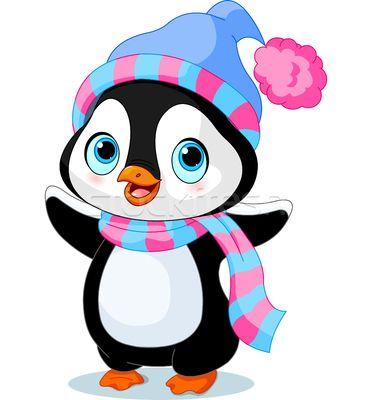 Winter Penguin Clipart at GetDrawings.com.