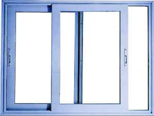 Aluminum Alloy Sliding Window.