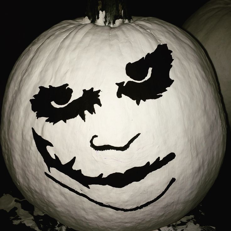 17 Best ideas about Joker Pumpkin on Pinterest.