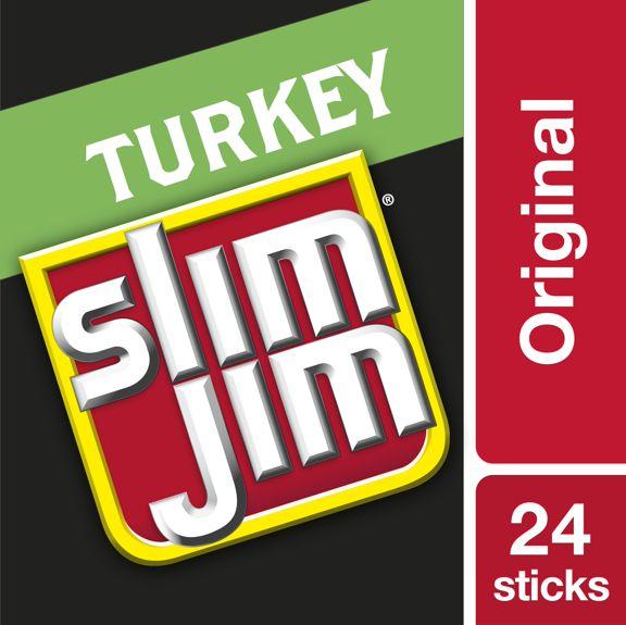 Slim Jim Giant Turkey Original .97oz 24ct.
