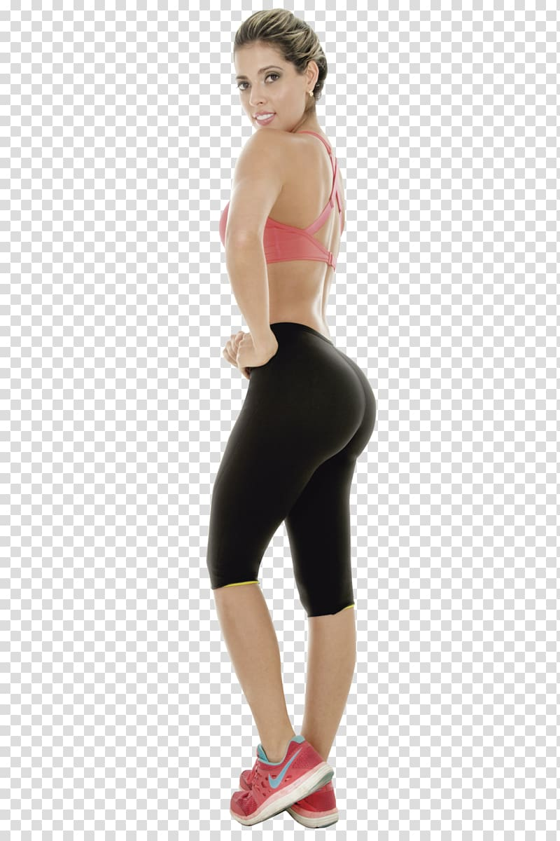 Active Undergarment Hip Spandex Leggings Physical fitness.