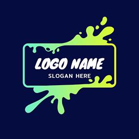 Free Slime Logo Designs.