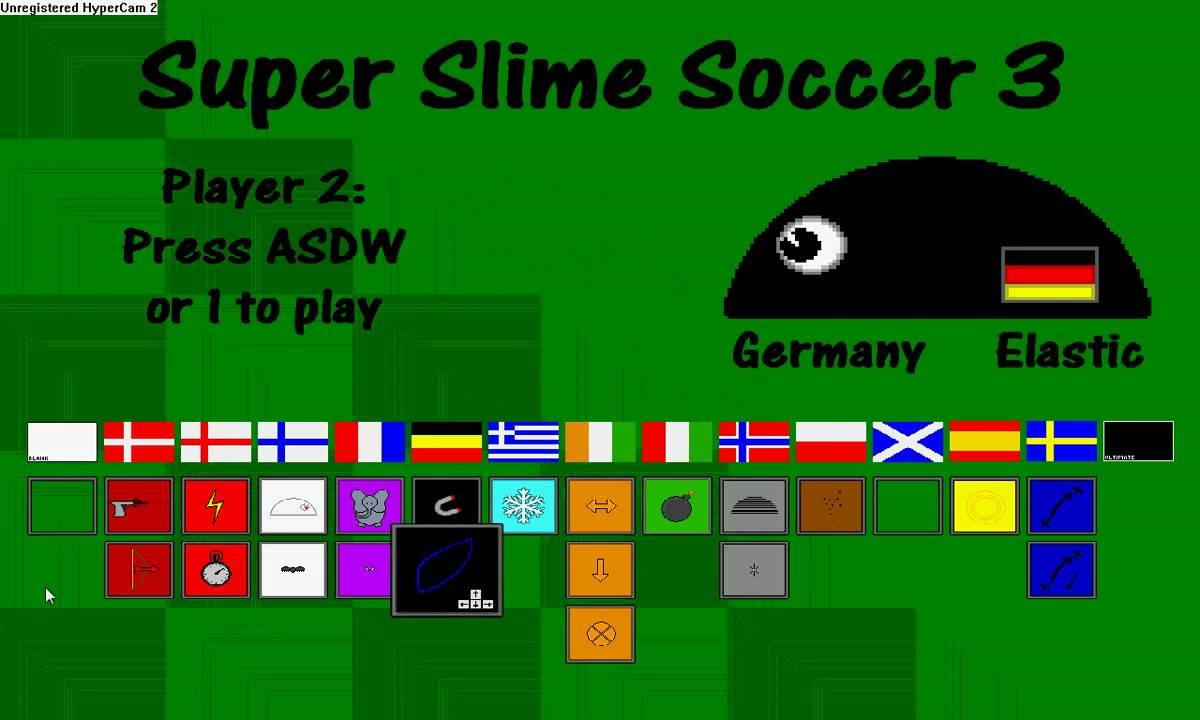 Slime Soccer 3.