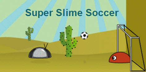 Play Super Slime Soccer.
