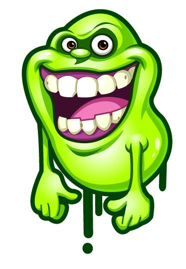 Ghostbusters slimer clipart 2 » Clipart Portal.