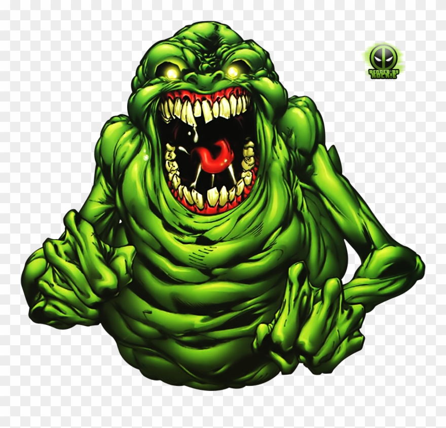 Slimer Photo Slimer Clipart (#3673132).