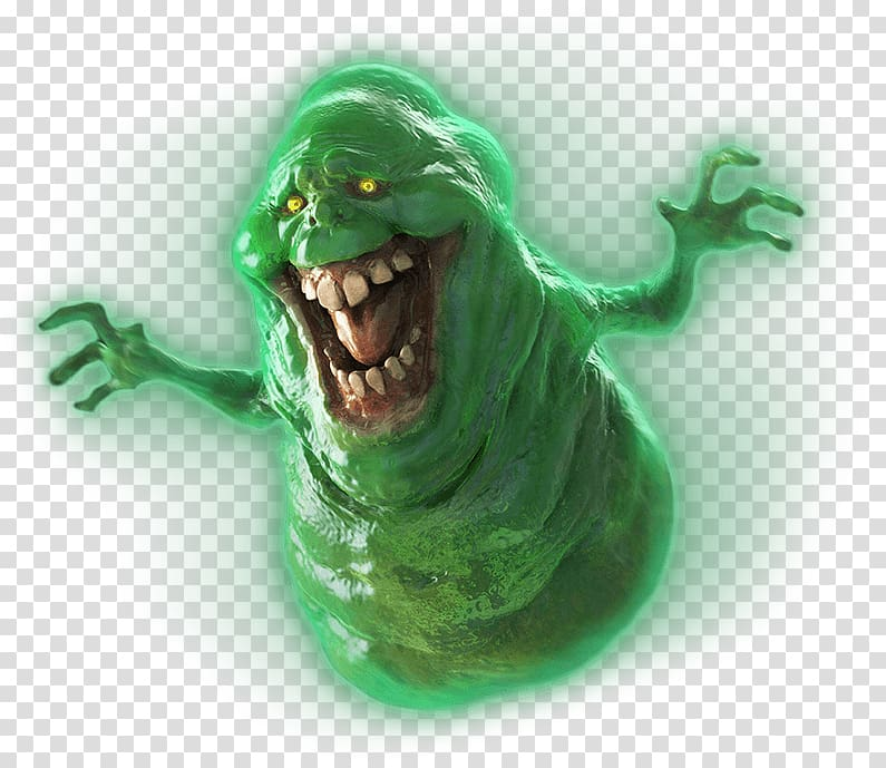 Ghost Busters character, Ghostbusters: The Video Game Slimer.