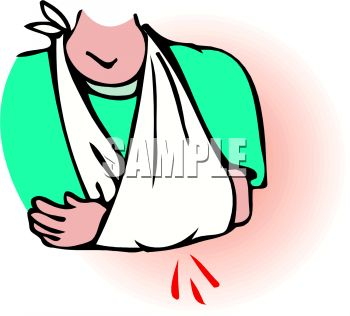 Sling Clipart.