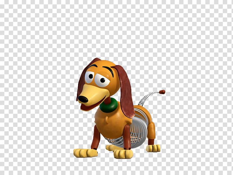 Toy Story, Disney Toy Story Slinky illustration transparent.