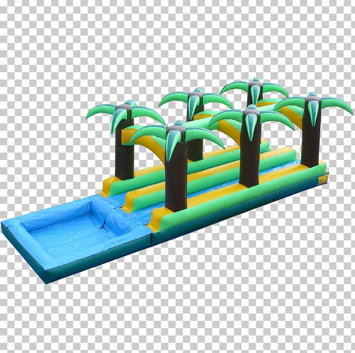 Water Slide Slip \'N Slide Playground Slide Inflatable.