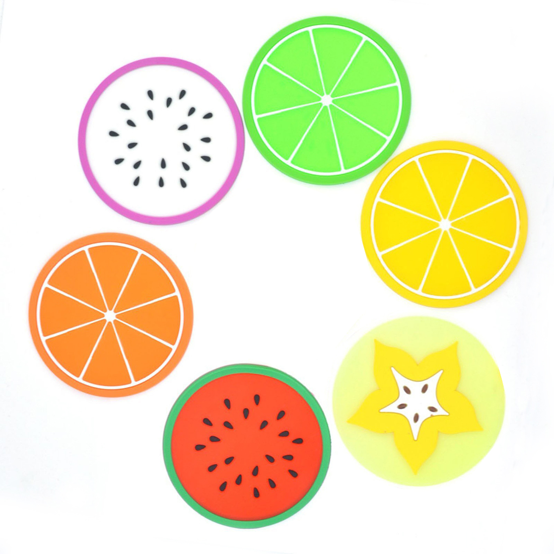 Popular Fruit Placemats.