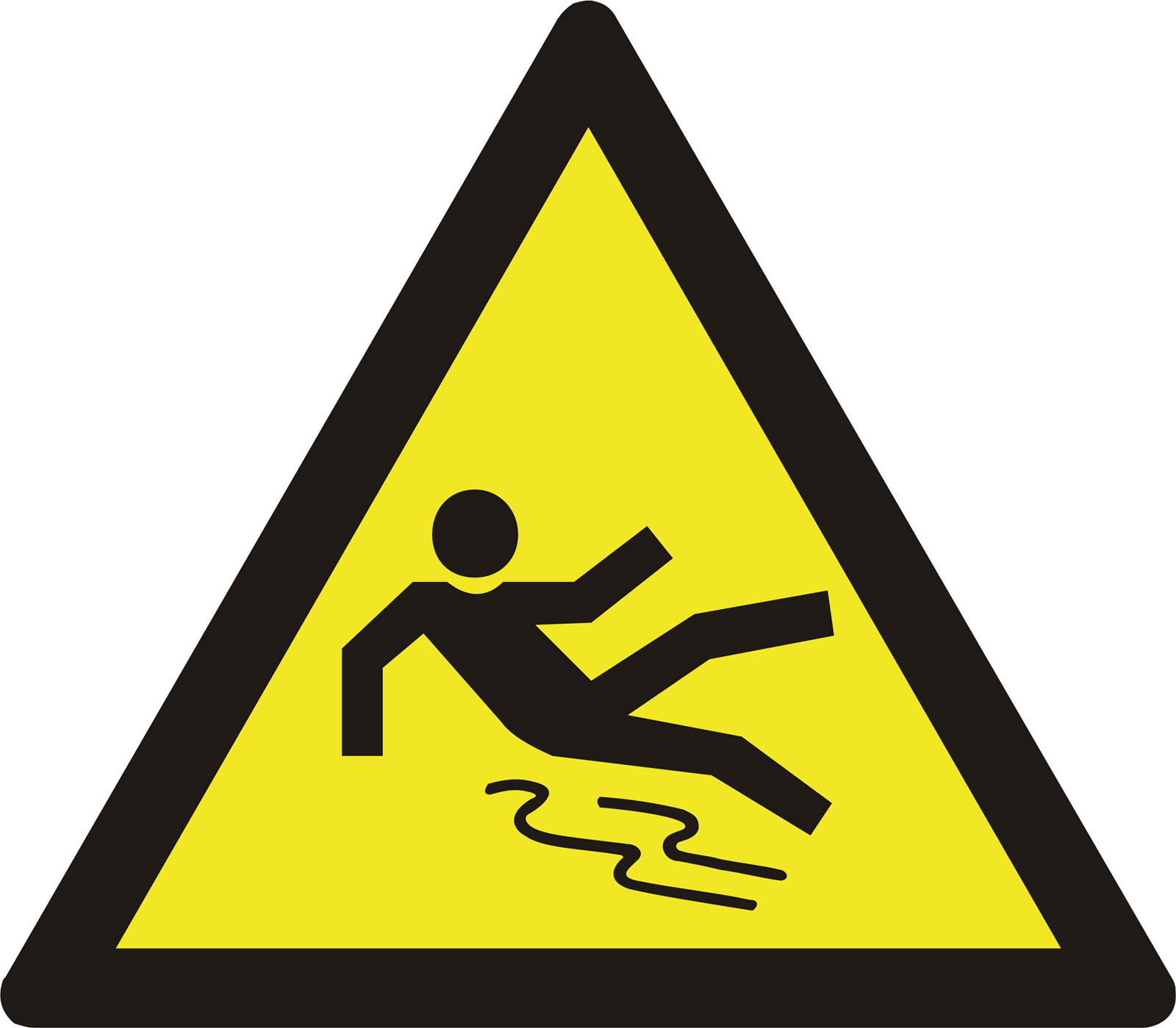 Pictures Of Hazard Signs.