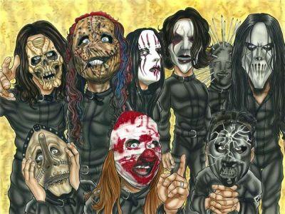 Slipknot Clip Art.