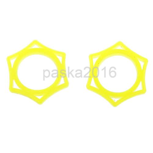 2x Microphone Hold Shock Drop Protect Anti Rolling Hexagon Slip.