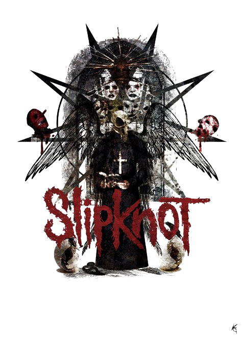 Slipknot PNG Images Transparent Free Download.