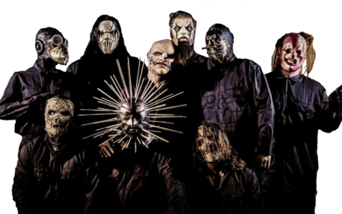 Slipknot png 1/2 discovered by sidney. on We Heart It.