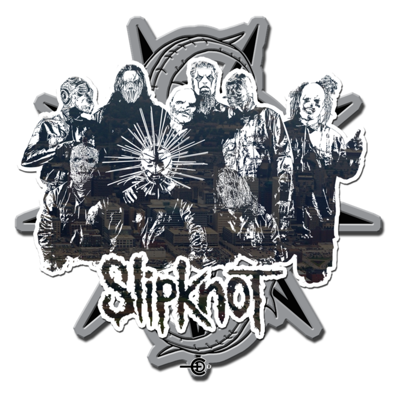 Download Free png Slipknot PNG Transparent.