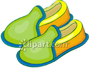 Slippers Clipart & Slippers Clip Art Images.