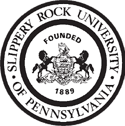 Slippery Rock University of Pennsylvania.