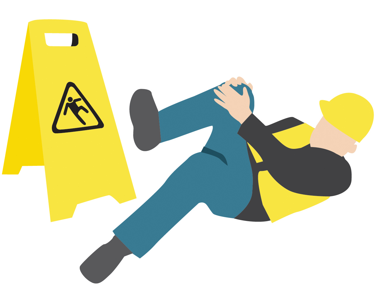 National Safety Month: Stand Up to Falls, Slips and Trips.