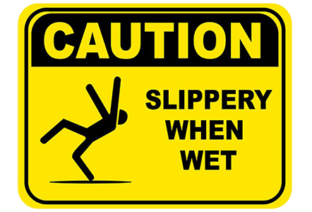 Preventing Slips Trips and Falls Accidents.