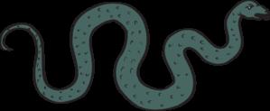 Slithering Snake Clipart.