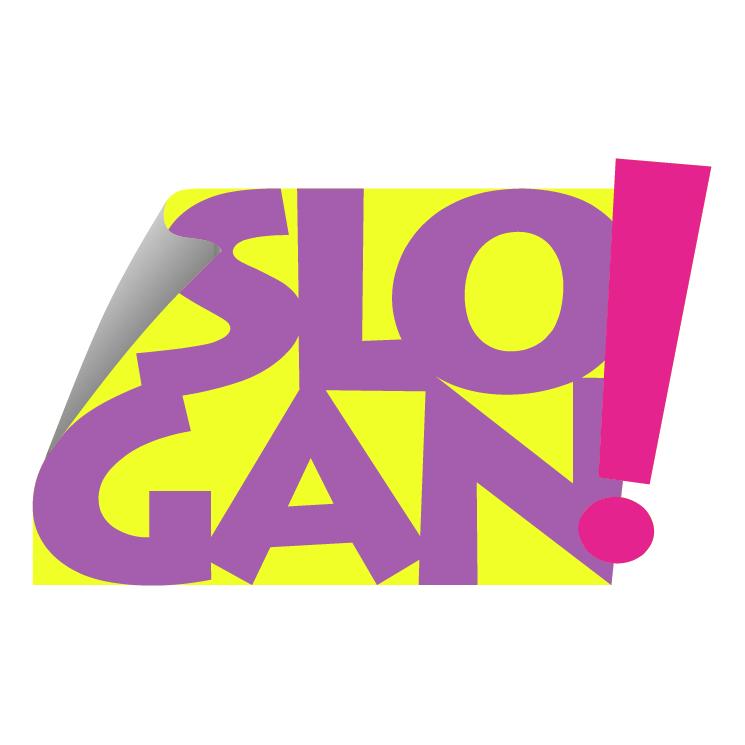 slogan clipart