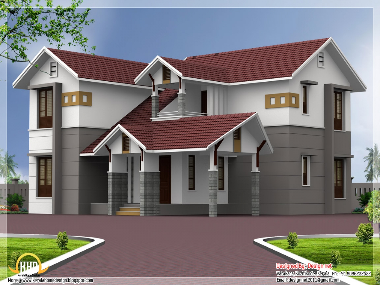 Sloped Roof House Design Flat Roof Slope Design, roof house design.