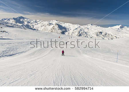 Slope Stock Images, Royalty.