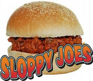 Free Sloppy Joe Clipart.