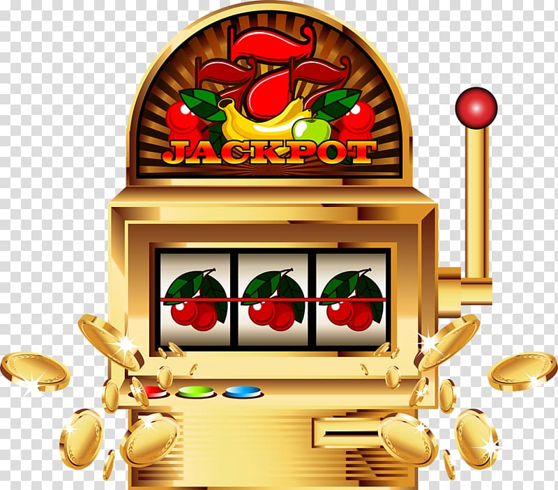Slot machine Online Casino , others transparent background.