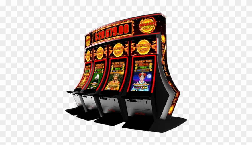 Slot Machine Png.