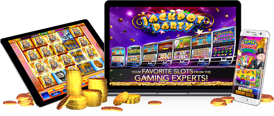 Play Free Slots From Vegas Casinos.