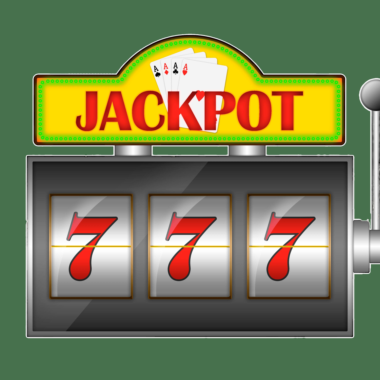 Slot Machine Clipart transparent PNG.