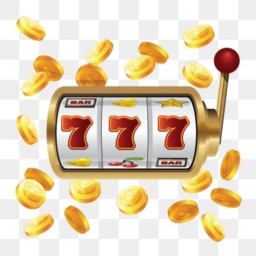 Slot Machine PNG Images.