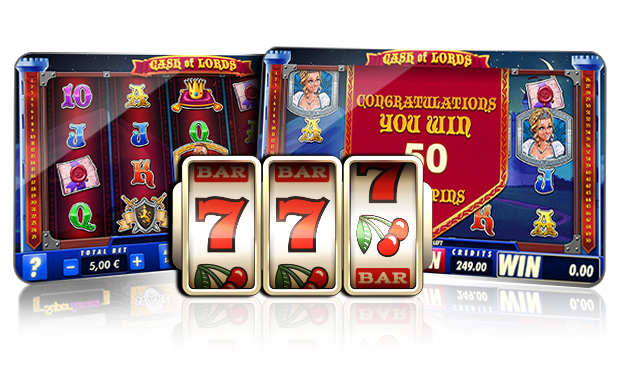 Play online slot machines on EstorilSolCasinos.pt.