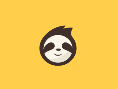 Sloth Logo designs, themes, templates and downloadable.