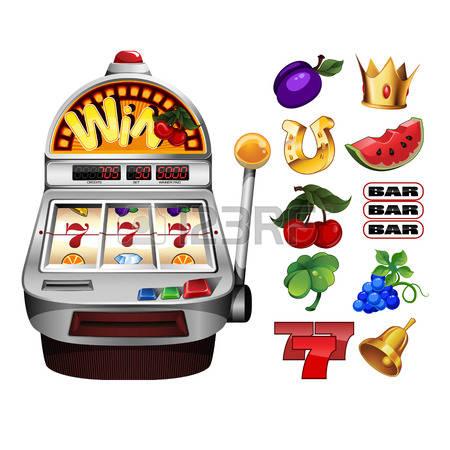 43 Slot Machine Cliparts, Stock Vector And Royalty Free Slot.