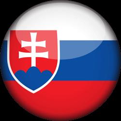 Slovakia flag clipart.