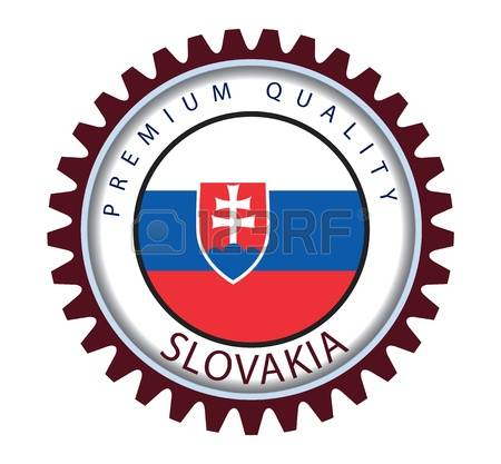 778 Slovak Flag Stock Vector Illustration And Royalty Free Slovak.