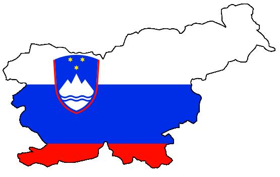 Slovenia clipart.