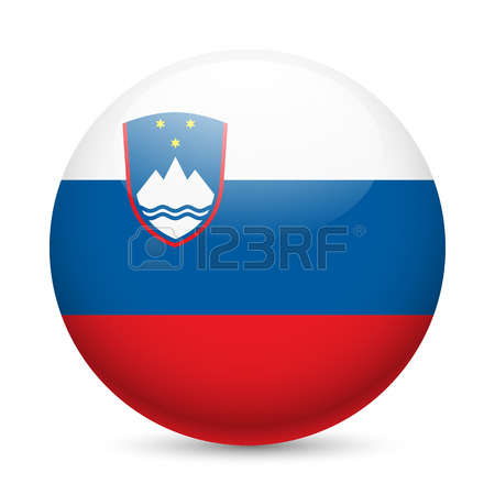 952 Slovenia Shape Stock Vector Illustration And Royalty Free.