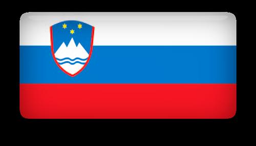 Free Animated Slovenia Flag Gifs.