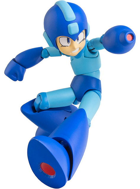 New Sentinel Mega Man Figures Will Bring Peace To Your Shelves.